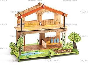 3D конструктор из картона «Ферма Амели», DJ07706, купить