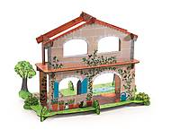 3D конструктор из картона «Ферма Амели», DJ07706