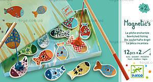 Магнитная игра «Веселая рыбалка», DJ01650
