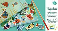 Магнитная игра «Веселая рыбалка», DJ01650, фото