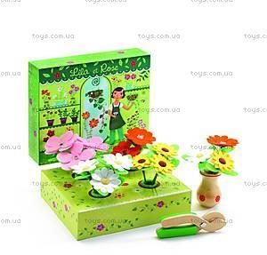 Игровой набор «Цветочный магазин Лилия и Роза», DJ06612