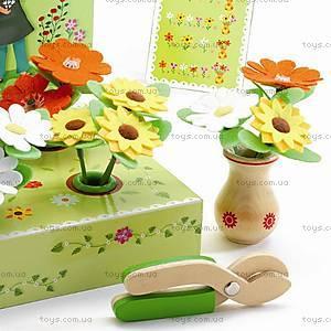 Игровой набор «Цветочный магазин Лилия и Роза», DJ06612, фото
