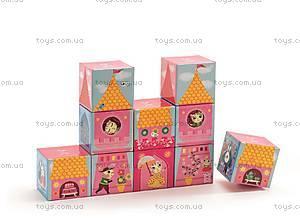 Набор кубиков «Замок принцессы», DJ08205, купить