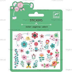 Набор наклеек «Маленькие цветочки», DJ09763