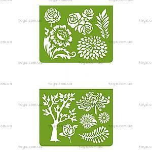 Набор трафаретов «Растения», DJ09743, купить