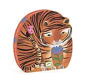 Пазл Djeco «Тигр» на 24 детали, DJ07201, фото