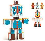 Детские тотем-кубики «Графика», DJ09111