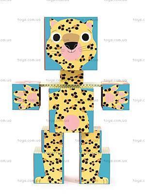 Тотем-кубики «Животные», DJ09109, купить