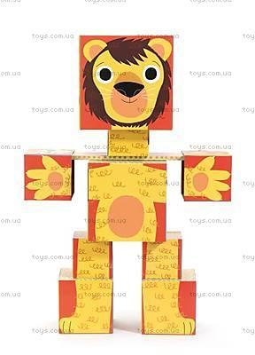 Тотем-кубики «Животные», DJ09109, фото