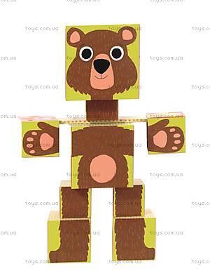 Тотем-кубики «Животные», DJ09109, отзывы