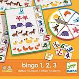 Настольная игра «Числа Бинго», DJ08318, тойс ком юа
