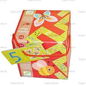 Детское домино «Раз Два Три», DJ08168, фото