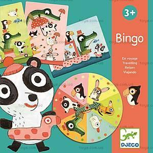 Детское лото «Бинго путешествия», DJ08113
