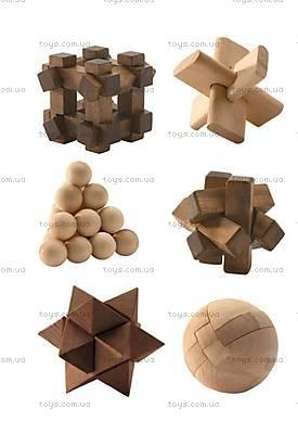 Набор деревянных головоломок «Вудикс», DJ08464, купить