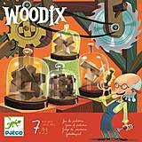 Набор деревянных головоломок «Вудикс», DJ08464, фото