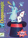 Настольная игра Djeco «Чапо магия», DJ05133, купить