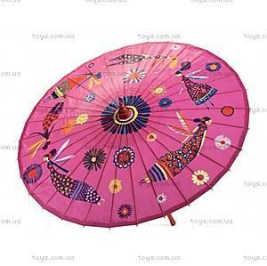 Детский зонт «Феи и цветы», DD04803