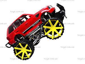 Детский джип с большими колесами, 688-3A, купить