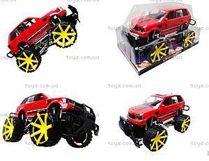 Детский джип с большими колесами, 688-3A