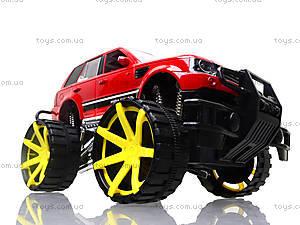 Детский джип с большими колесами, 688-3A, детские игрушки