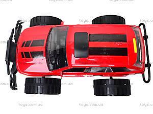 Детский джип с большими колесами, 688-3A, магазин игрушек