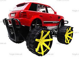 Детский джип с большими колесами, 688-3A, toys.com.ua