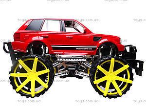 Детский джип с большими колесами, 688-3A, іграшки
