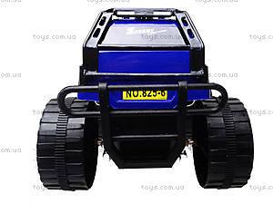 Игрушечная машина для детей «Джип», 825-6, toys