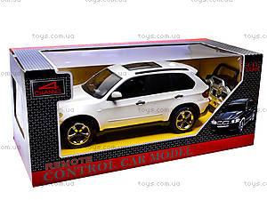 Джип BMW X5, радиоуправляемый, 9828-2A, купить