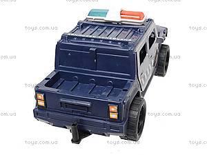 Джип игрушечный Swat, 999-064D, фото