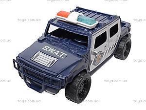 Джип игрушечный Swat, 999-064D, игрушки