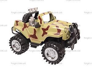 Джип инерционный «Армия», 95512, купить