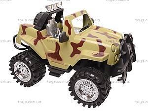 Джип инерционный «Армия», 95512