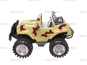 Джип инерционный «Армия», 95512, фото