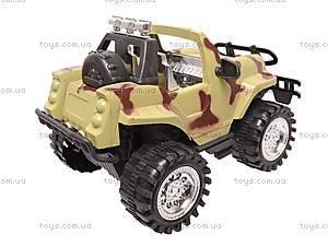 Джип инерционный «Армия», 95512, цена