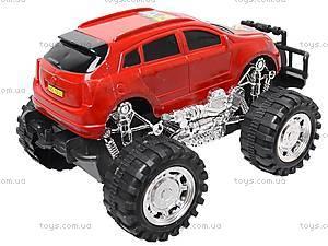 Джип инерционный игрушечный, 1037, игрушки