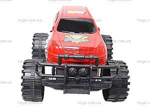 Джип инерционный игрушечный, 1037, toys.com.ua