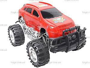 Джип инерционный игрушечный, 1037, toys