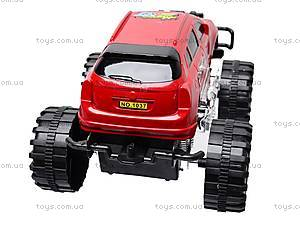 Джип инерционный, игрушечный, 1037, фото