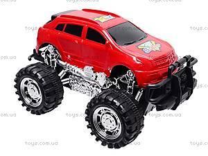 Джип инерционный, игрушечный, 1037, детские игрушки