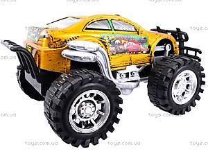 Джип инерционный «Тачки», 730-1C, игрушки