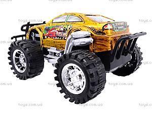 Джип инерционный «Тачки», 730-1C, детские игрушки