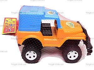 Джип игрушечный «Хаммер», 0021, игрушки