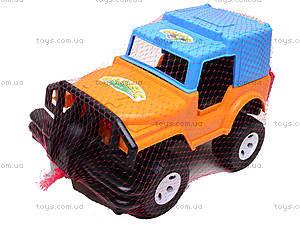 Джип игрушечный «Хаммер», 0021, детские игрушки
