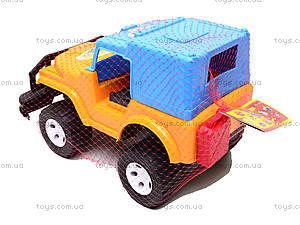 Джип игрушечный «Хаммер», 0021, магазин игрушек