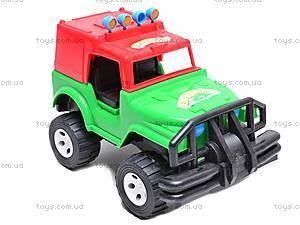 Джип игрушечный «Хаммер», 0021