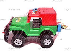 Джип игрушечный «Хаммер», 0021, отзывы