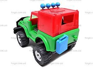 Джип игрушечный «Хаммер», 0021, цена