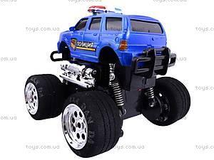 Джип на радиоуправлении «Полиция», 2957-02, toys.com.ua