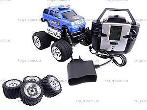 Джип на радиоуправлении «Полиция», 2957-02, іграшки